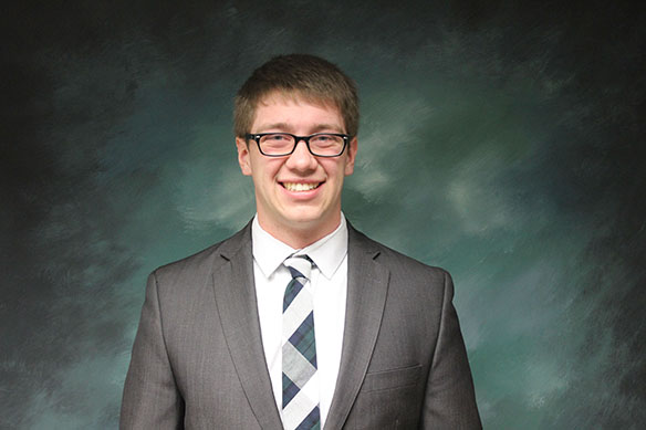Student named 12th Udall Scholar from MSU