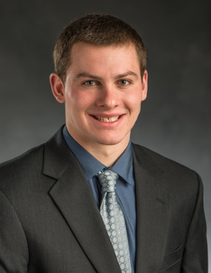 MSU men's swim team captain, Honors College member advances in Rhodes Scholarship competition